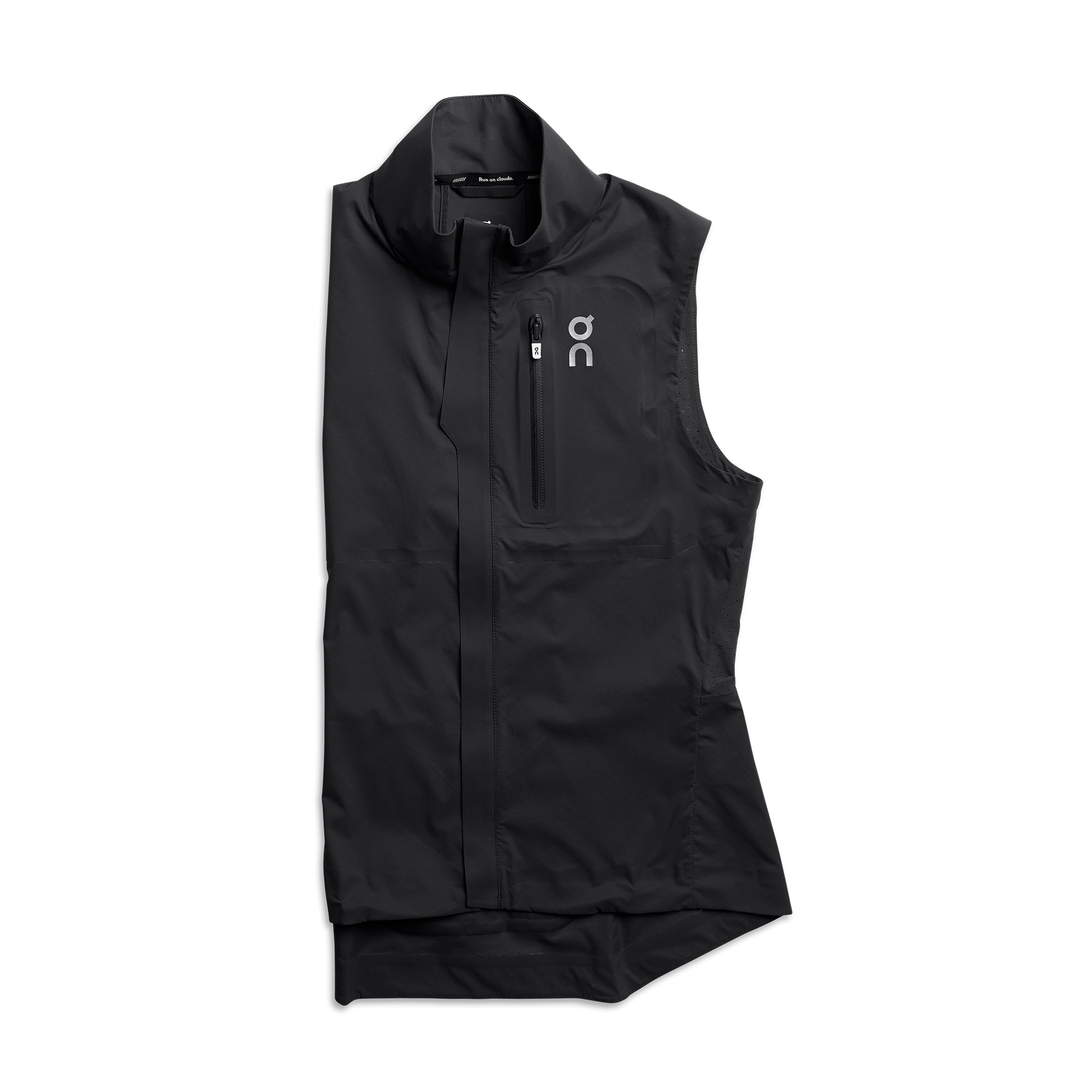 【WOMEN'S】On Weather Vest Black