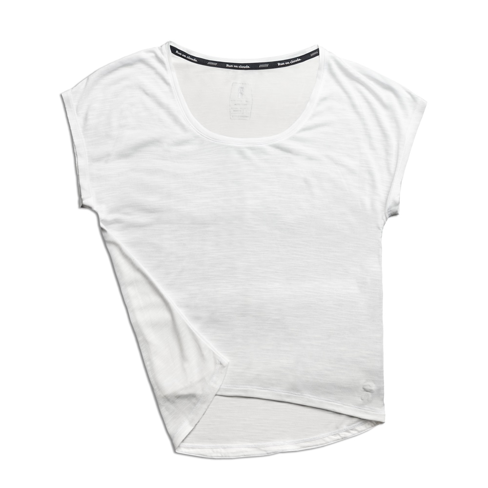 【WOMEN'S】On Active-T Flow White