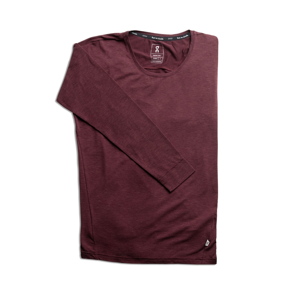 【WOMEN'S】On Comfort Long-T Mulberry