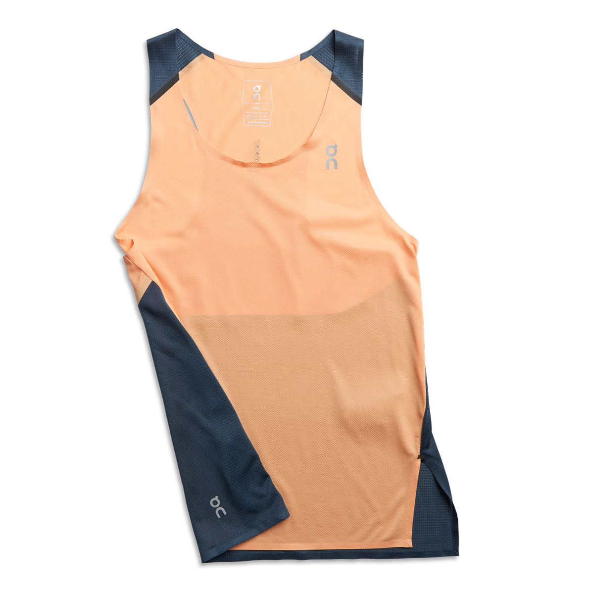 【WOMEN'S】On Tank-T classic Coral/Navy