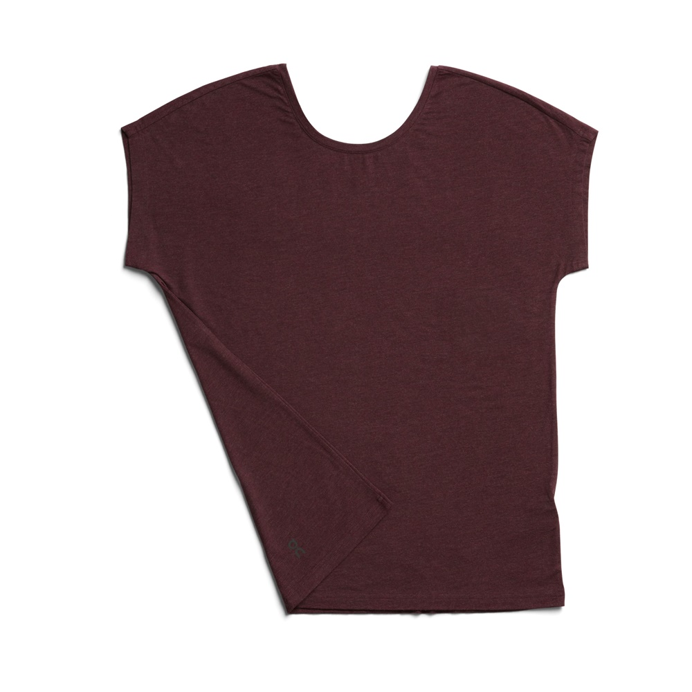 【WOMEN'S】On Comfort-T Mulberry
