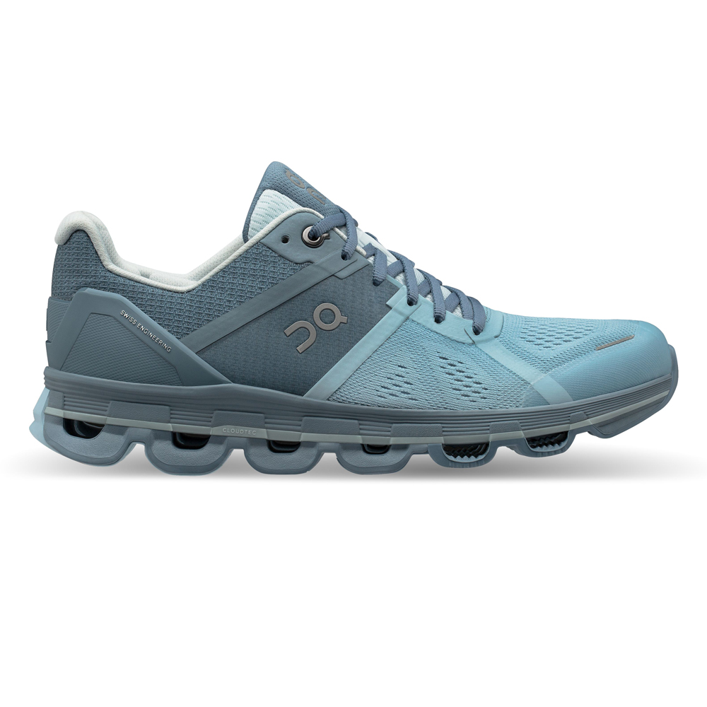【WOMEN'S】On Cloudace Aqua/Wash