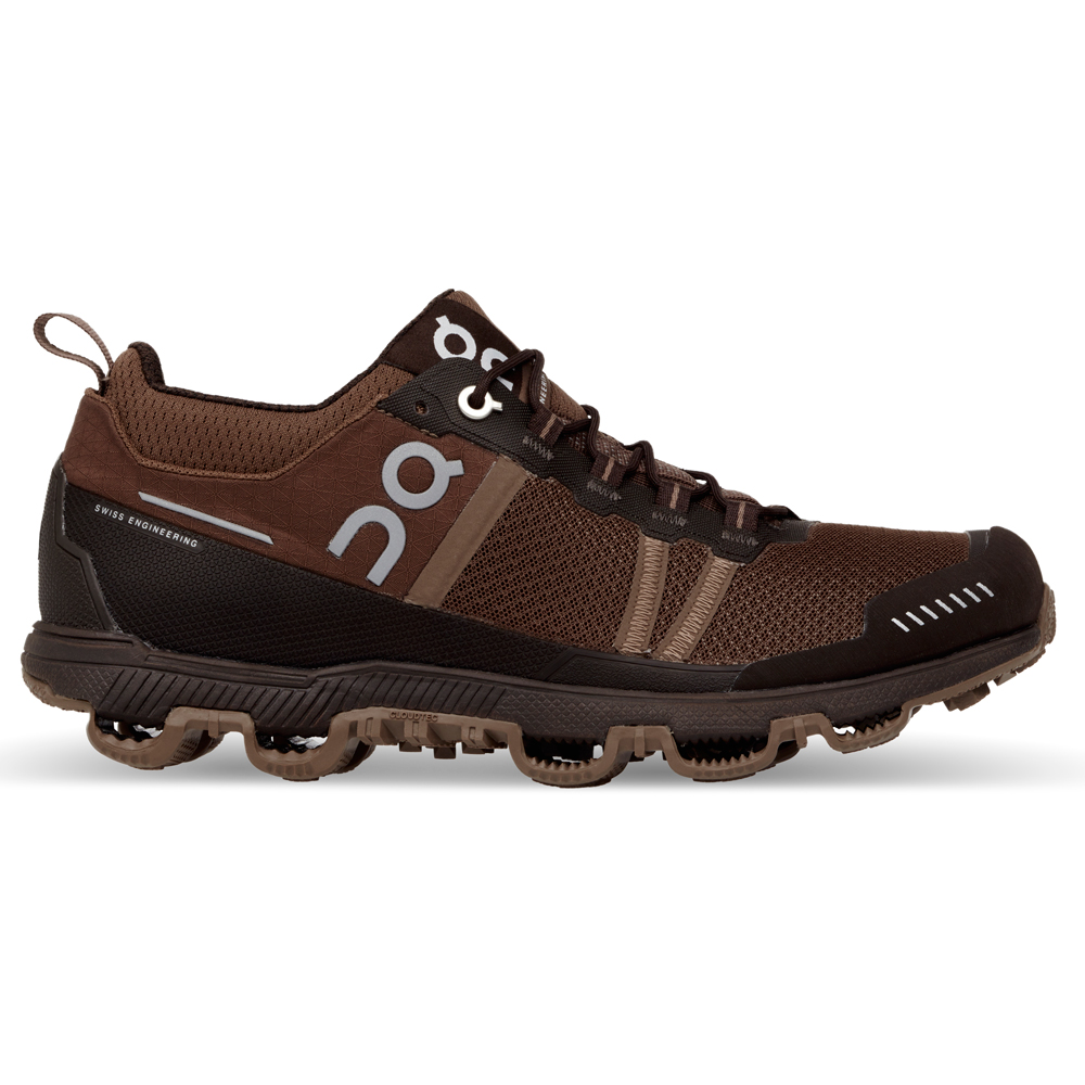 【WOMEN'S】On Cloudventure Midtop Chocolate/Blown